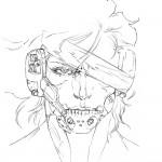 mgrr-raiden-face-concept