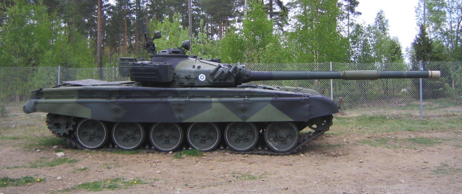 По моему мнению, т-72 - лучший танк в мире