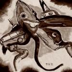 metal gear frog