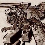 rex,t-rex
