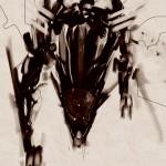 rising wolf x