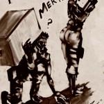 mission- find meryl