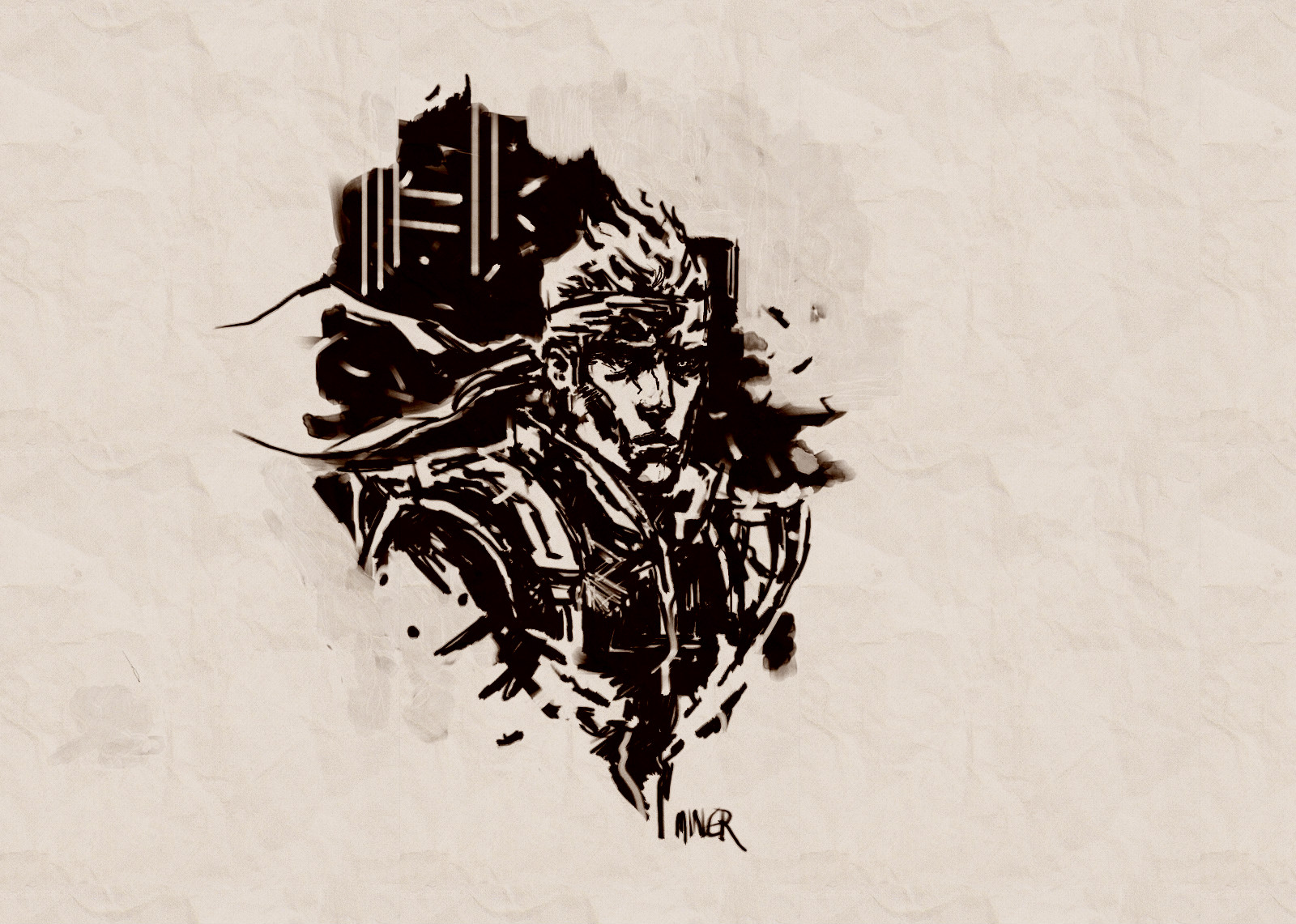 metal gear solid 2 sons of liberty wikipedia la tattoo design bild. Black Bedroom Furniture Sets. Home Design Ideas