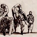 gorilla soldiers