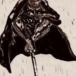 raiden in the rain