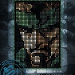 Codec Solid Snake (R)