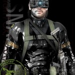 MGS Ground Zeroes Snake (R+)