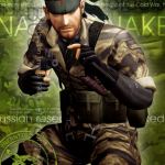 MGS3 Naked Snake 3 (R)
