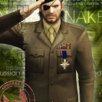 MGS3 Naked Snake (R)