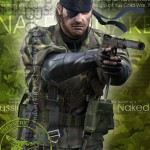 MGS3D Naked Snake 2 (R)