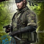 MGS3D Naked Snake Raid Event (R+)