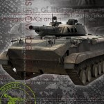 MGS4 IFV BMP-3 (R+)