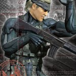 MGS4 Old Snake 2 (R+)