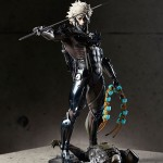 Metal-Gear-Rising-Raiden-Gecco-Statue