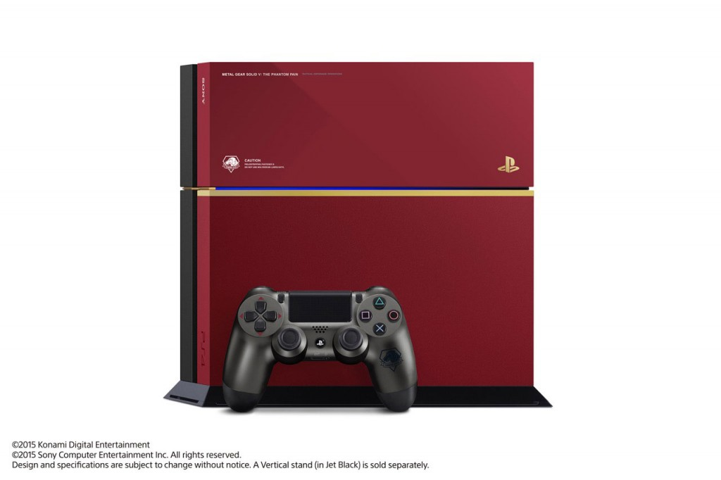 limited PS4