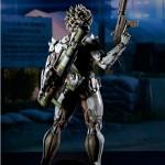 Gecco White Armor Raiden (1)