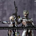 Gecco White Armor Raiden (10)