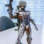 Gecco White Armor Raiden (12)