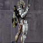 Gecco White Armor Raiden (2)
