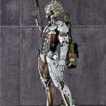 Gecco White Armor Raiden (3)