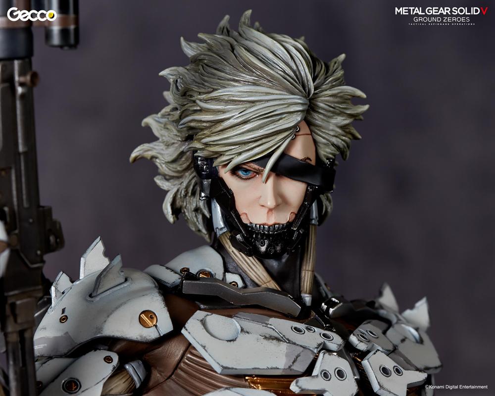 Gecco White Armor Raiden (5)