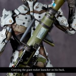 Gecco White Armor Raiden (8)