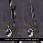 Gecco White Armor Raiden (9)