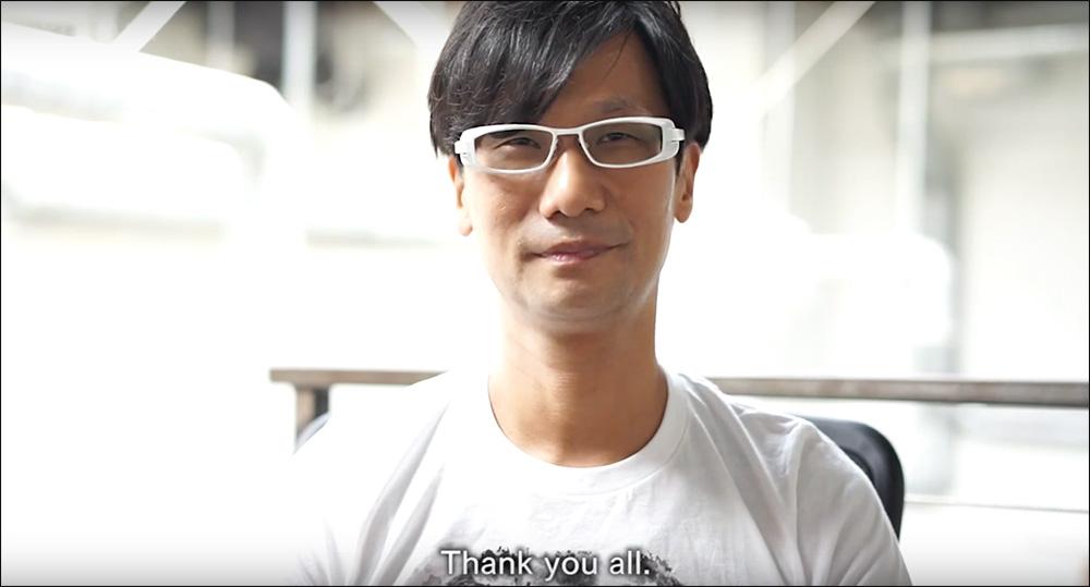 Hideo Kojima Debriefing