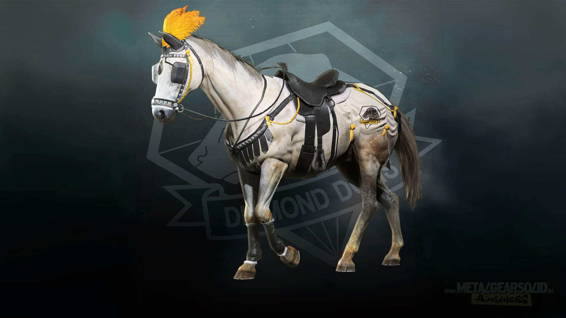 MGSV-The-Phantom-Pain-DLC-Horse-Parade