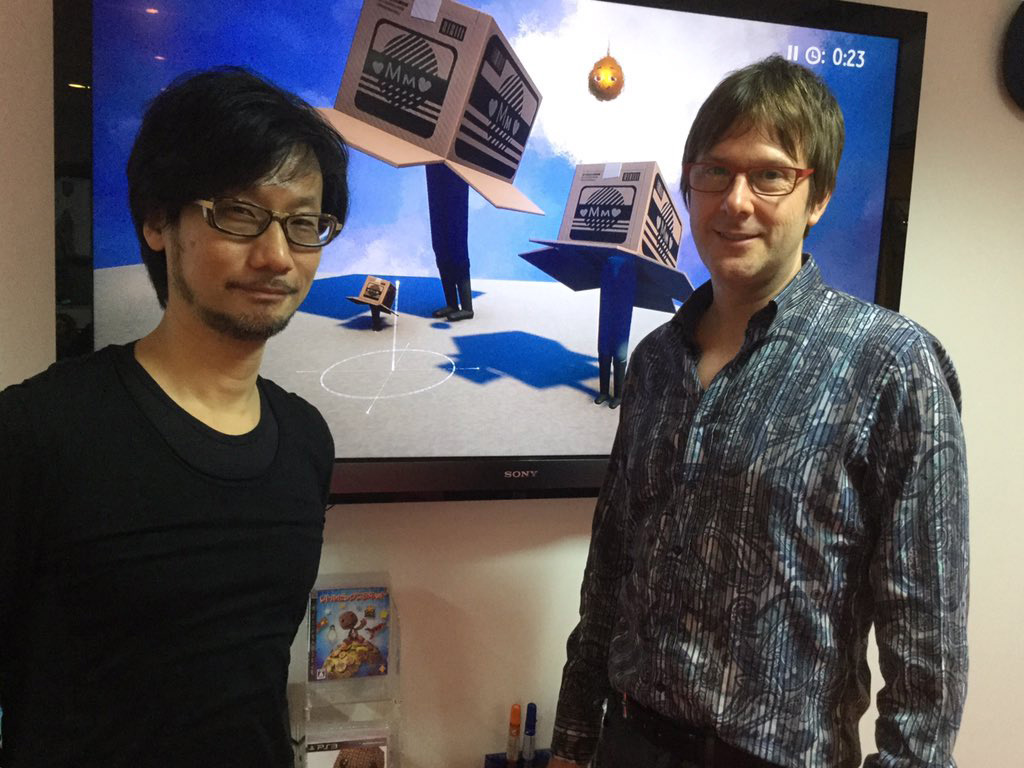 Hideo-Kojima-at-Media-Molecule-Character-Creation-Tools